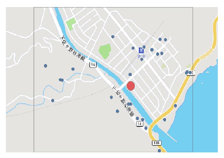 伊豆エリア内観光施設分析